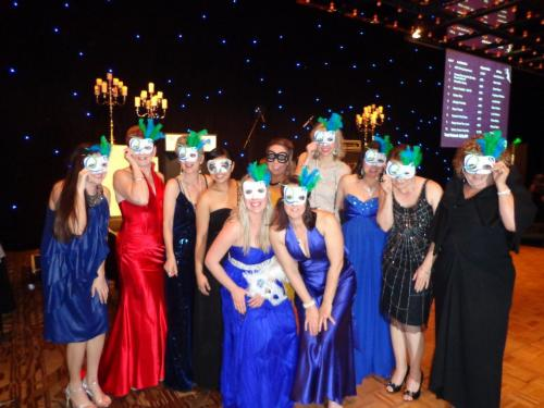 Jeans for Genes Ball 2012