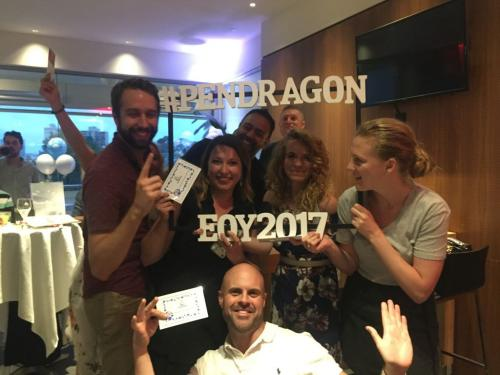 Pendragon EOY Party 2017
