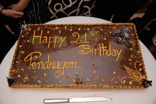 Pendragon's 21st 0290
