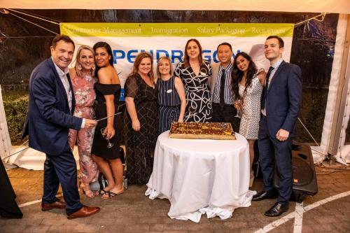 Pendragon's 21st Birthday Party - 2019