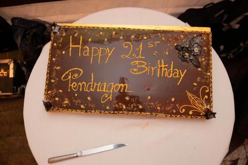 Pendragon's 21st 0300